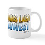 Laughs Last Mug