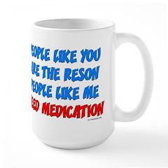 People Like You... Large Mug
