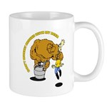 Don't Monkey Around Mug