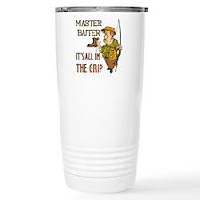 Master Baiter Stainless Steel Travel Mug
