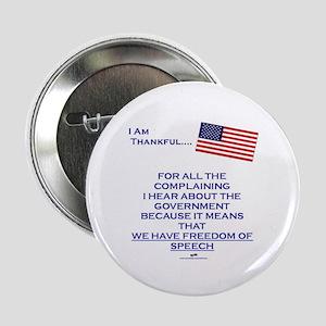 Freedom of Speech<br> Button