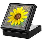 Keepsake Yellow Flower Box