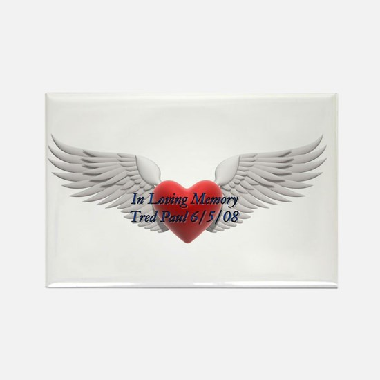 Miscarriage Rectangle Magnet