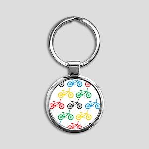 BMX Bikes Keychains