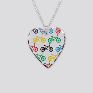 BMX Bikes Necklace