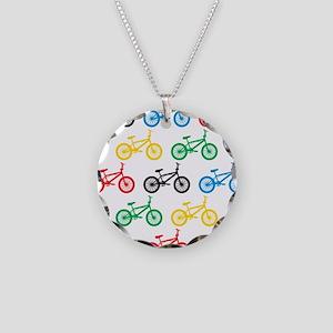 BMX Bikes Necklace
