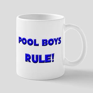 Pool Boys Rule! Mug