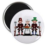 Masonic Clan at Thanksgiving Magnet