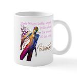 Lesbian Dryads Mug