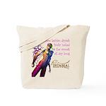 Lesbian Dryads Tote Bag