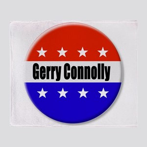 Gerry Connolly Throw Blanket