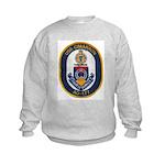 USS CIMARRON Kids Sweatshirt