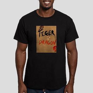 Tiger And Dragon T-Shirt