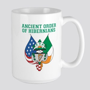 Ancient Order Of Hibernians Mugs