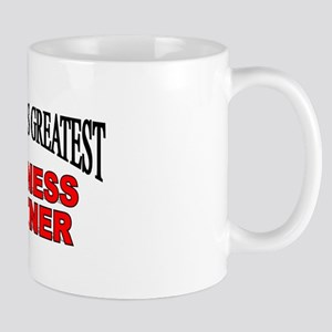 """The World's Greatest Claims Adjuster"" Mug"