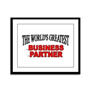 """The World's Greatest Claims Adjuster"" Framed Pane"