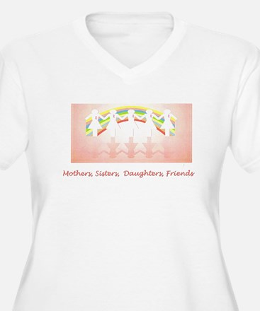 We're all in this together - Women's Plus T-Shirt