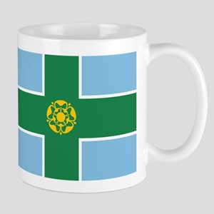 Derbyshire Flag Mug