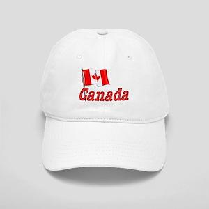 Canada & Canadian Flag Cap