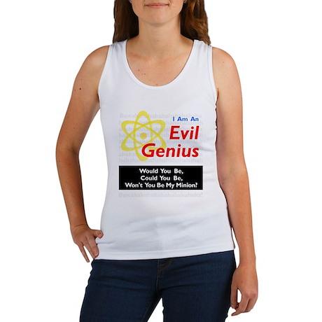 Funny Be My Minion Tee Shirt Women's Tank Top
