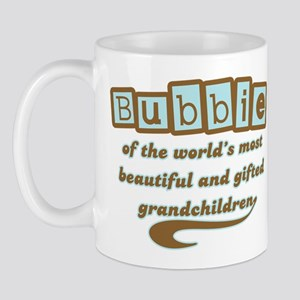 Bubbie of Gifted Grandchildren Mug