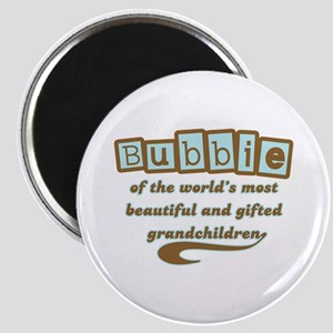 Bubbie of Gifted Grandchildren Magnet