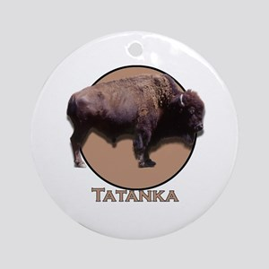 Buffalo Keepsake (Round)
