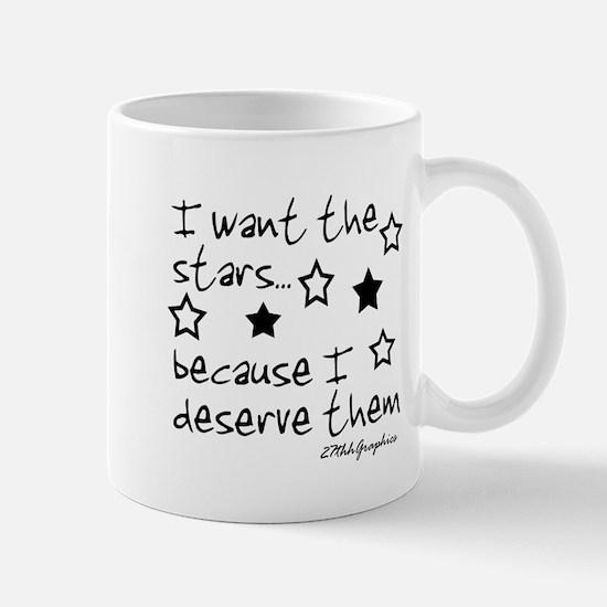 I want the STARS Mug