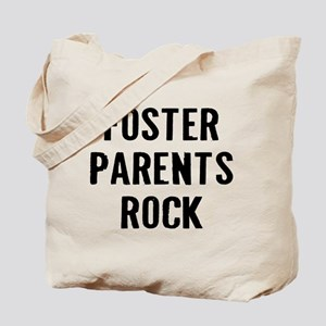 Foster Parents Tote Bag