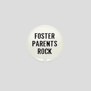 Foster Parents Mini Button