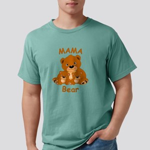 Mama Bear With Her Cubs Mother's Day L T-Shirt