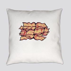 Snaccident Bacon Mistake Definitio Everyday Pillow