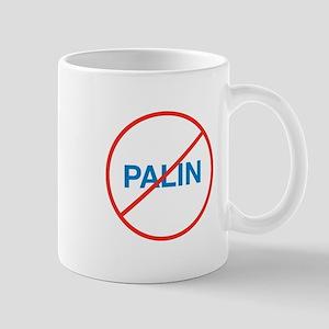 NO SARAH PALIN Mug