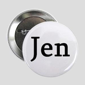 Jen - Personalized Button