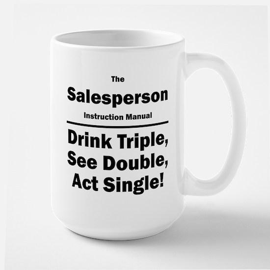 Salesperson Large Mug