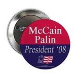 """McCain-Palin"" 2.25"" Button (100)"