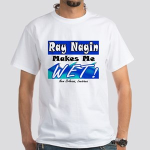 Ray Nagin White T-Shirt