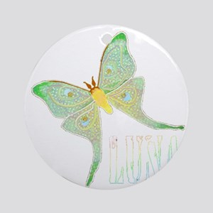 Luna Ornament (Round)