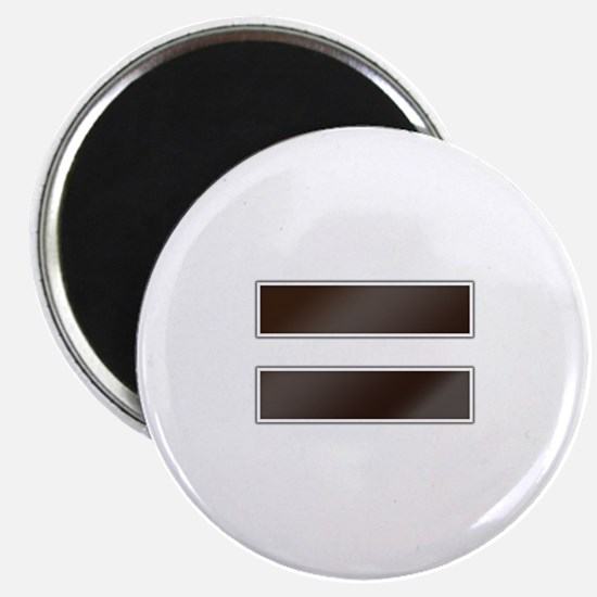 "Unique Equality 2.25"" Magnet (100 pack)"