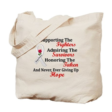 Support Admire Honor 2 PEARL Tote Bag