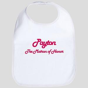 Payton - Matron of Honor Bib