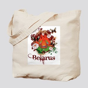 Butterfly Belarus Tote Bag