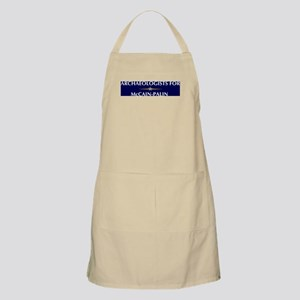 ARCHAEOLOGISTS for McCain-Pal BBQ Apron