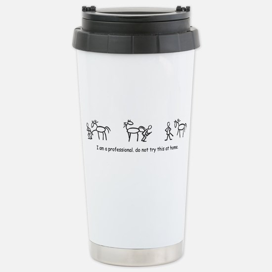 Farrier Stainless Steel Travel Mug
