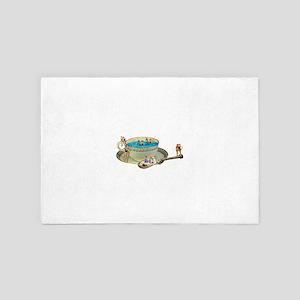 Art Deco Tea 4' x 6' Rug