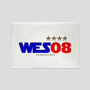 """Wes 08"" Rectangle Magnet"