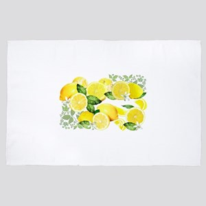 Acid Lemon from Calabria 4' x 6' Rug