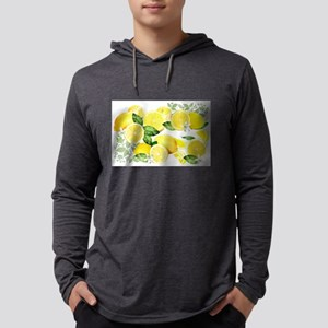 Acid Lemon from Calabria Long Sleeve T-Shirt