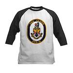 USS CLARK Kids Baseball Jersey