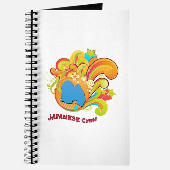 Groovy Japanese Chin Journal
